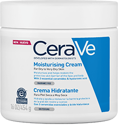 CeraVe Moiturizing Cream